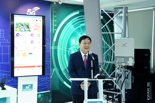 Viettel trở thành thành viên thứ 6 trên thế giới phát triển thành công công nghệ 5G Thương mại.
