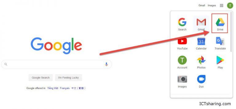 Giải pháp làm việc tại nhà mùa dịch – Cài đặt đồng bộ dữ liệu Google Drive