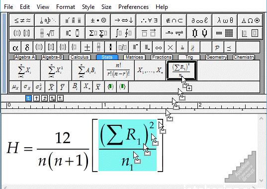 Phần mềm gõ ký tự Toán học MathType 7.4 Full Key