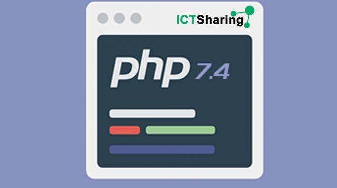 Hướng dẫn nâng cấp phiên bản PHP cho XAMPP